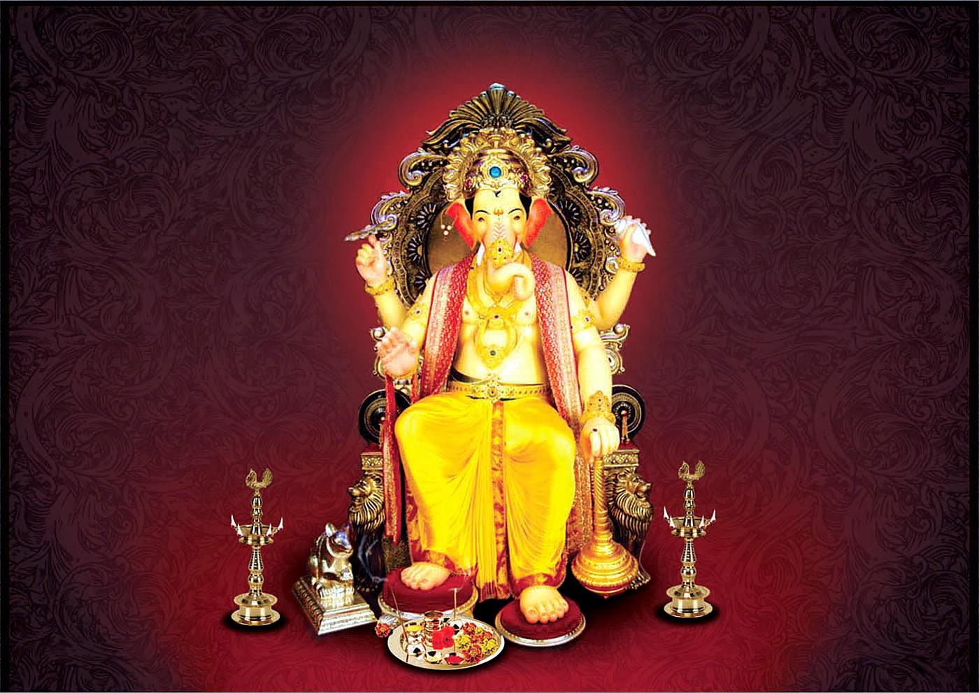 Wallpaper Guru Gobind Singh Ji 3d Lalbaugcha Raja Hindu God Wallpapers Download