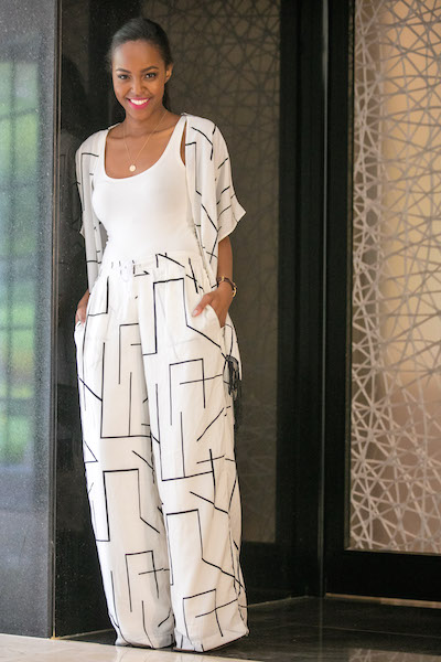 How To Wear The Matching Sets Trend To A Function