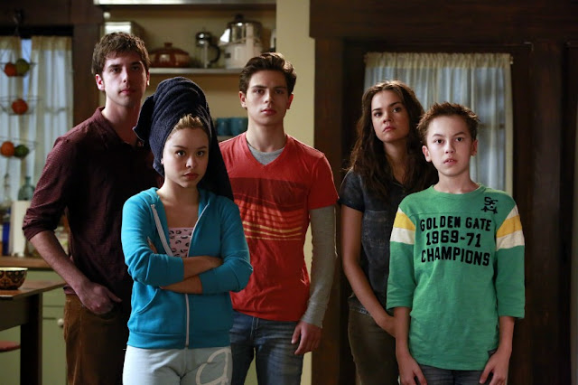 Eu Indico: The Fosters
