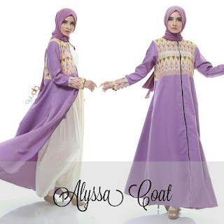 Gamis Ayudia Hijab