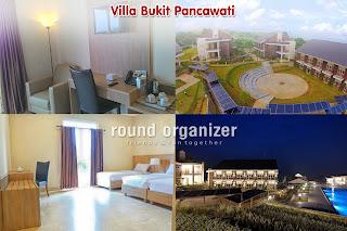 Harga Paket Outbound di Villa Bukit Pancawati