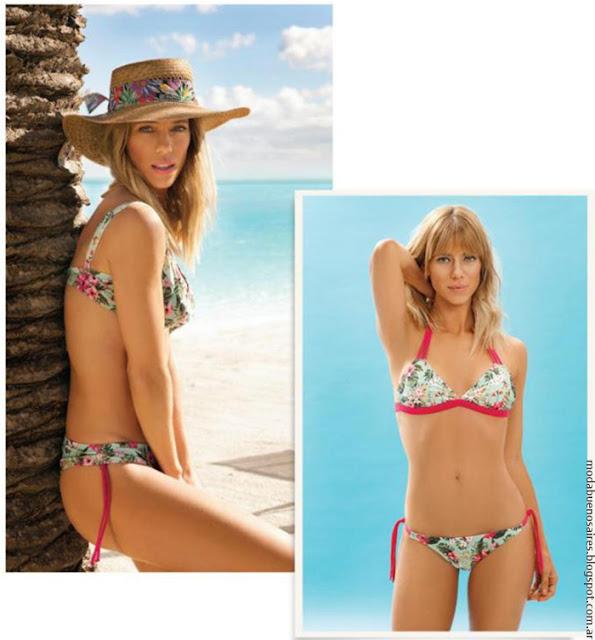 Moda verano 2017 Bikinis. Moda 2017.