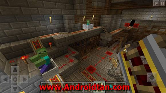 Free Download Minecraft Pocket Edition Mod Apk v1.0.0.16  Full Terbaru Gratis 2017