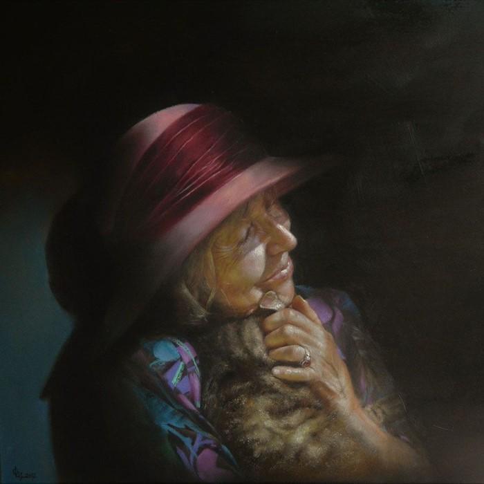 Польский художник. Aleksandra Lis
