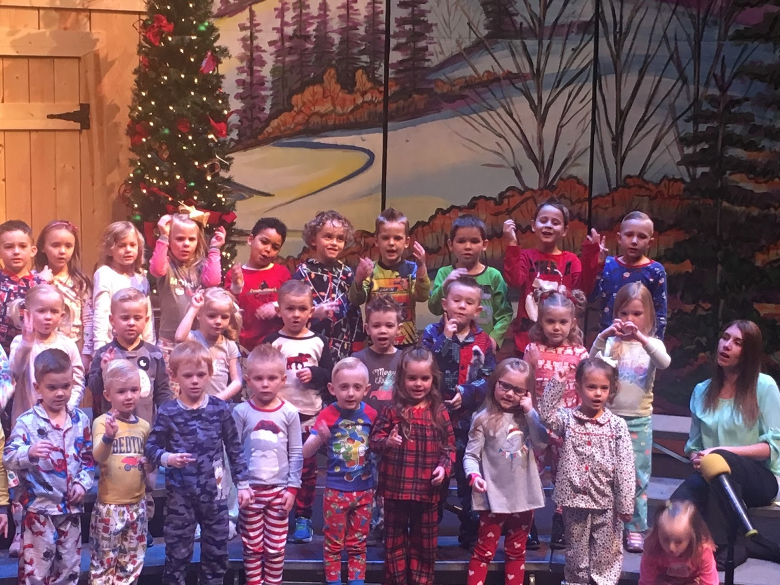 The Ropelato Family: ~Garrett\'s Preschool Christmas Program~