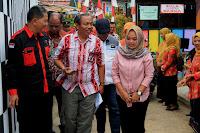 Tim Juri dari Kementopa meninjau Kampung Warna Bobotsari