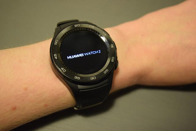 Đánh giá điện thoại Huawei Watch 2 phiên bản 4G