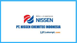 Lowongan Kerja PT Nissen Chemitec Indonesia Karawang