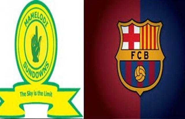 مشاهدة مباراة برشلونة وماميلودي صن داونز