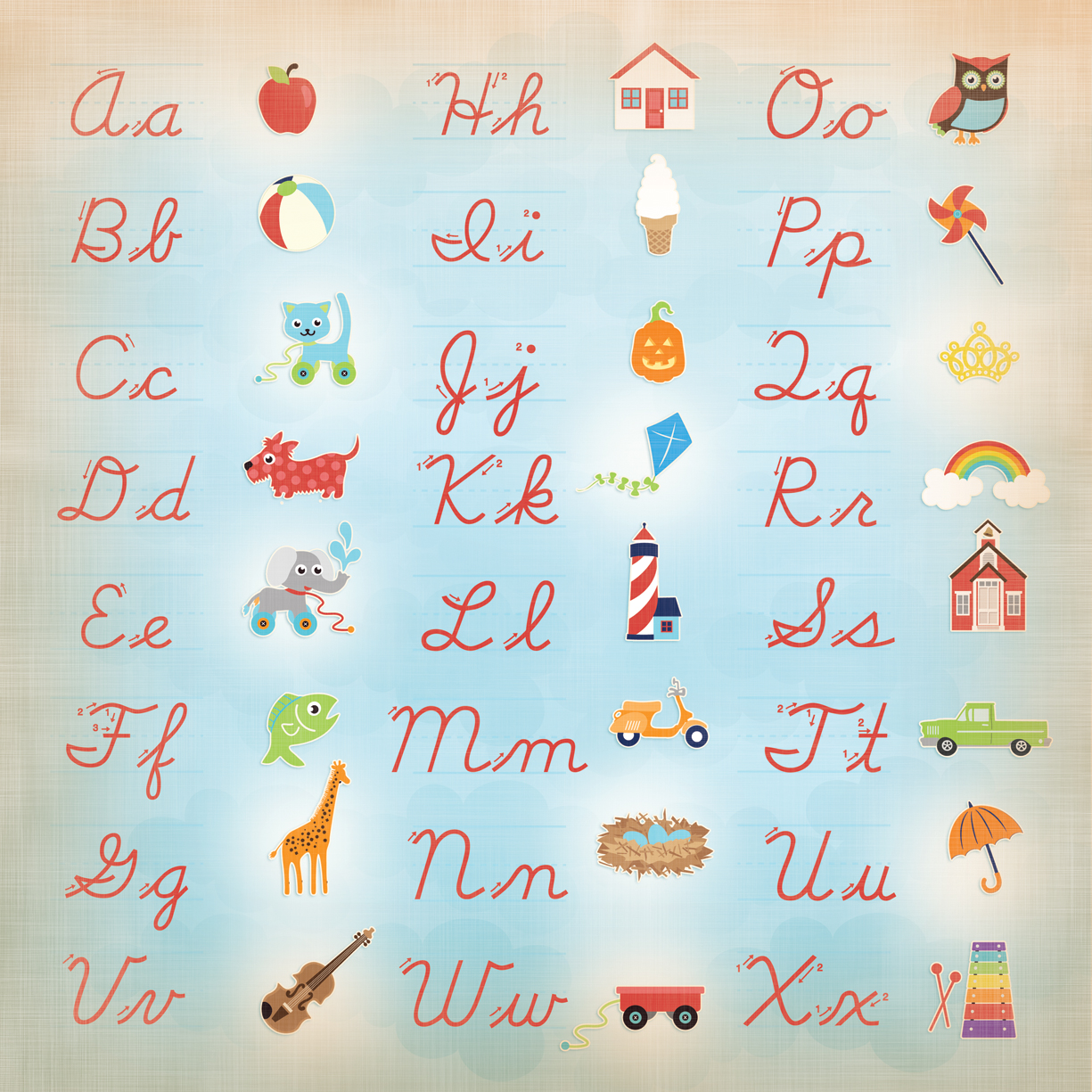 Com Cursive Alphabet Cake Ideas And Designs