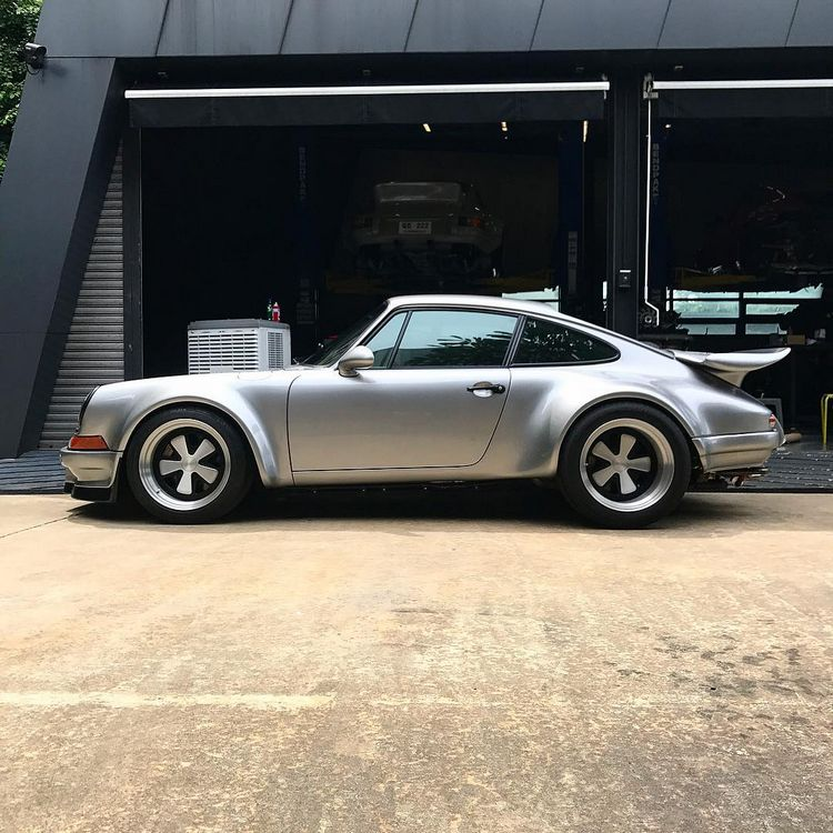 02 Porsche 964 Sinatra