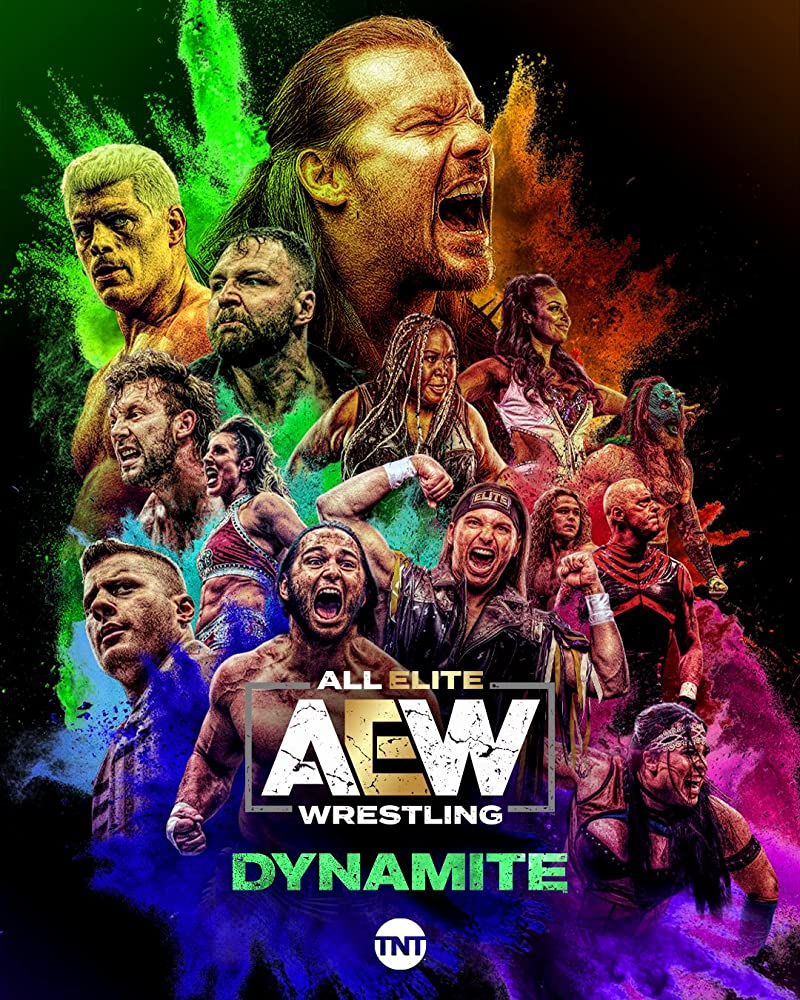 AEW Dynamite (6 May 2020) English 400MB HDTV 480p