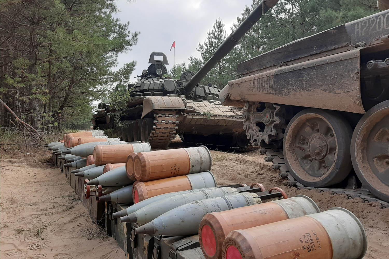 Танкісти 1-ї танкової найкращі у Сухопутних військах