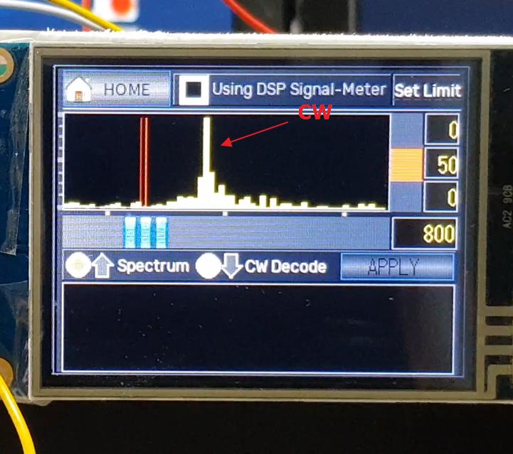 Standalone Signal Analyzer (I2C Type Signal-Meter) for uBITX #3