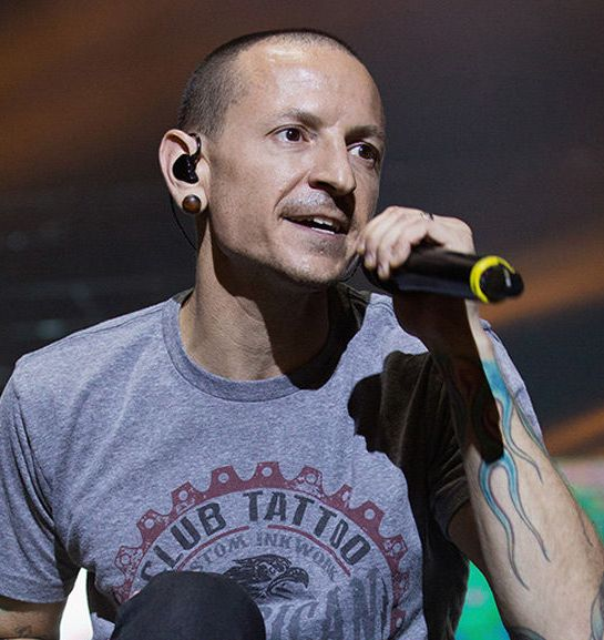 Linkin Park Singer Chester Bennington, 41, Commits Suicide By Hanging At His Home