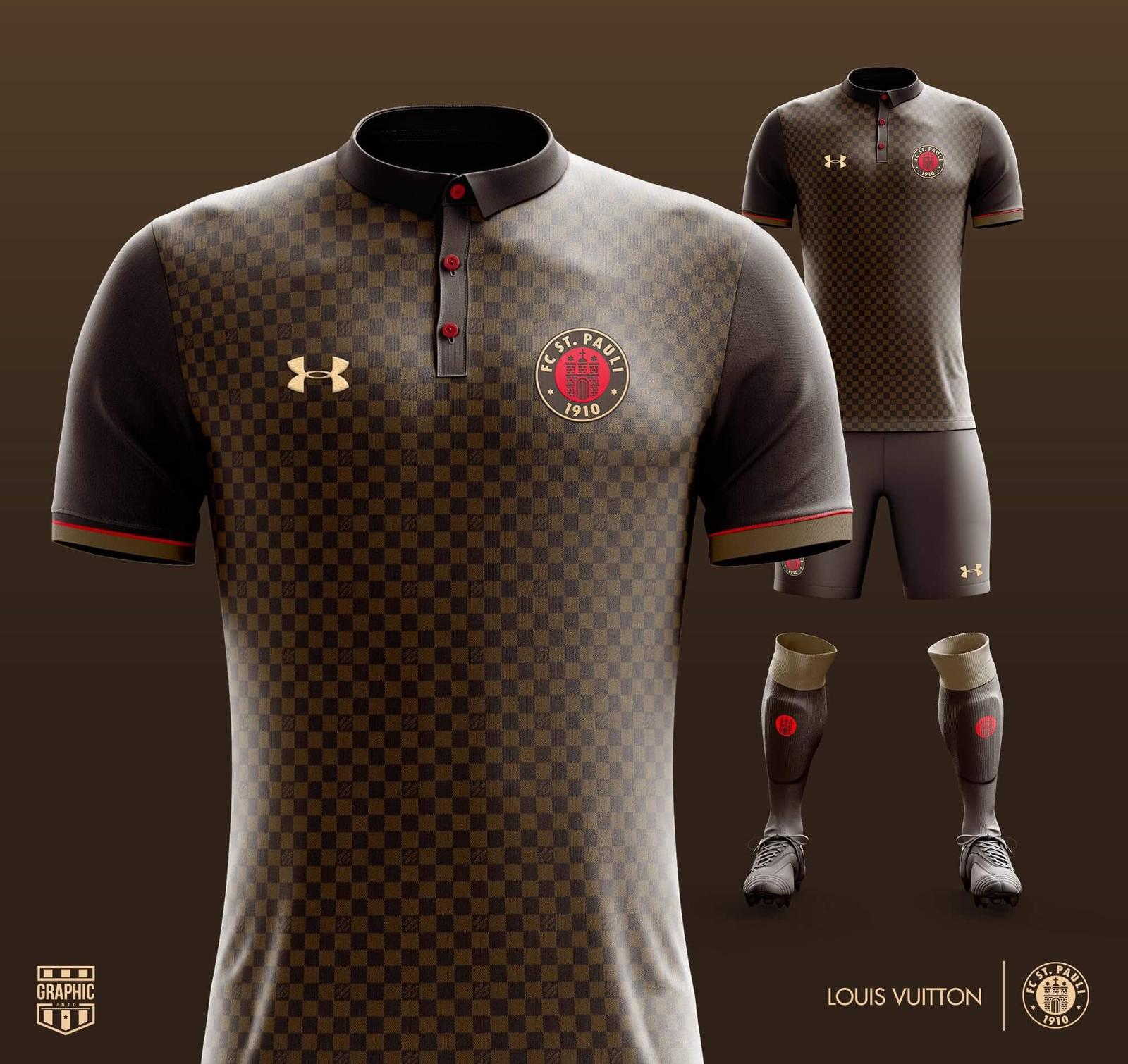 More Insane Sponsor Football Kit Concepts By Graphic Untd