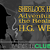 Sherlock Holmes: Adventures in the Realms of H.G. Wells