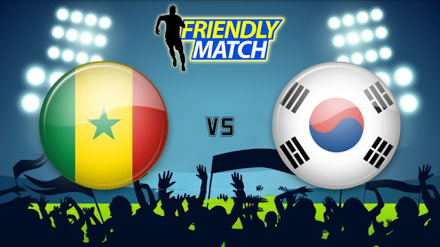 South Korea vs Senegal Full Match Replay 11 June 2018