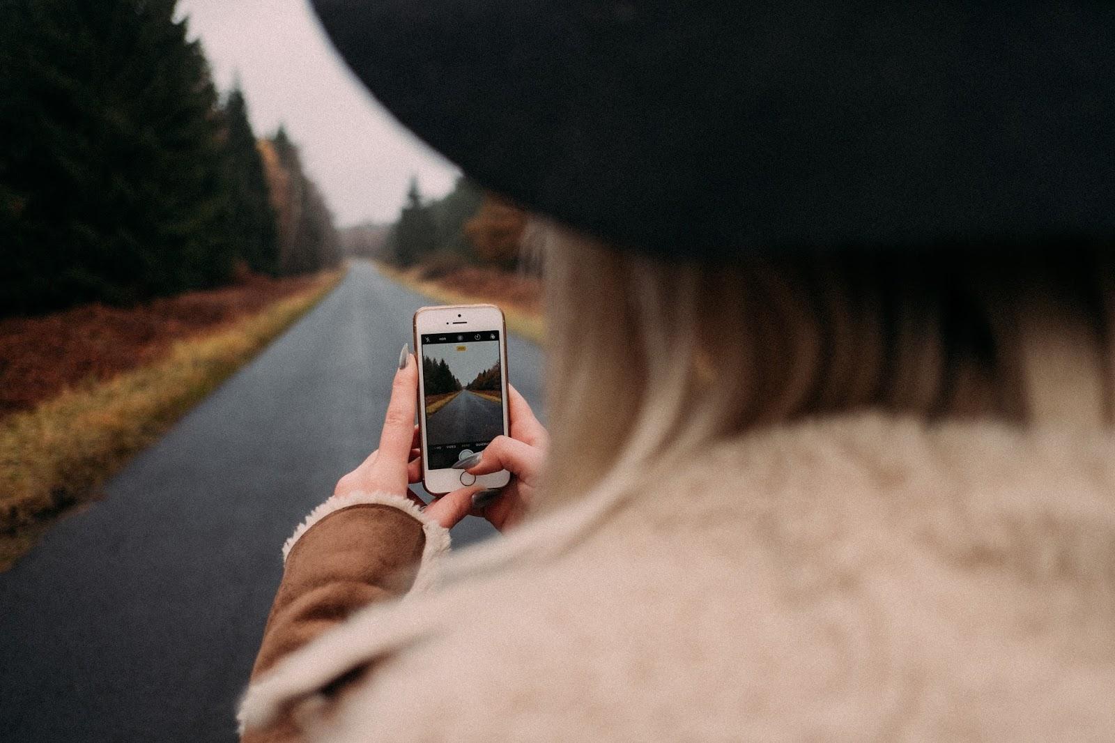 prendre des photos avec son téléphone instagram améliorer la qualité de ses photos