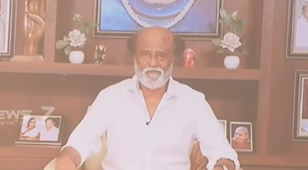 Need to change TN politics: Rajinikanth