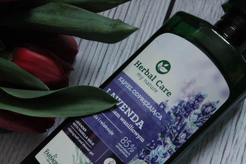 herbal care płyn do kąpieli