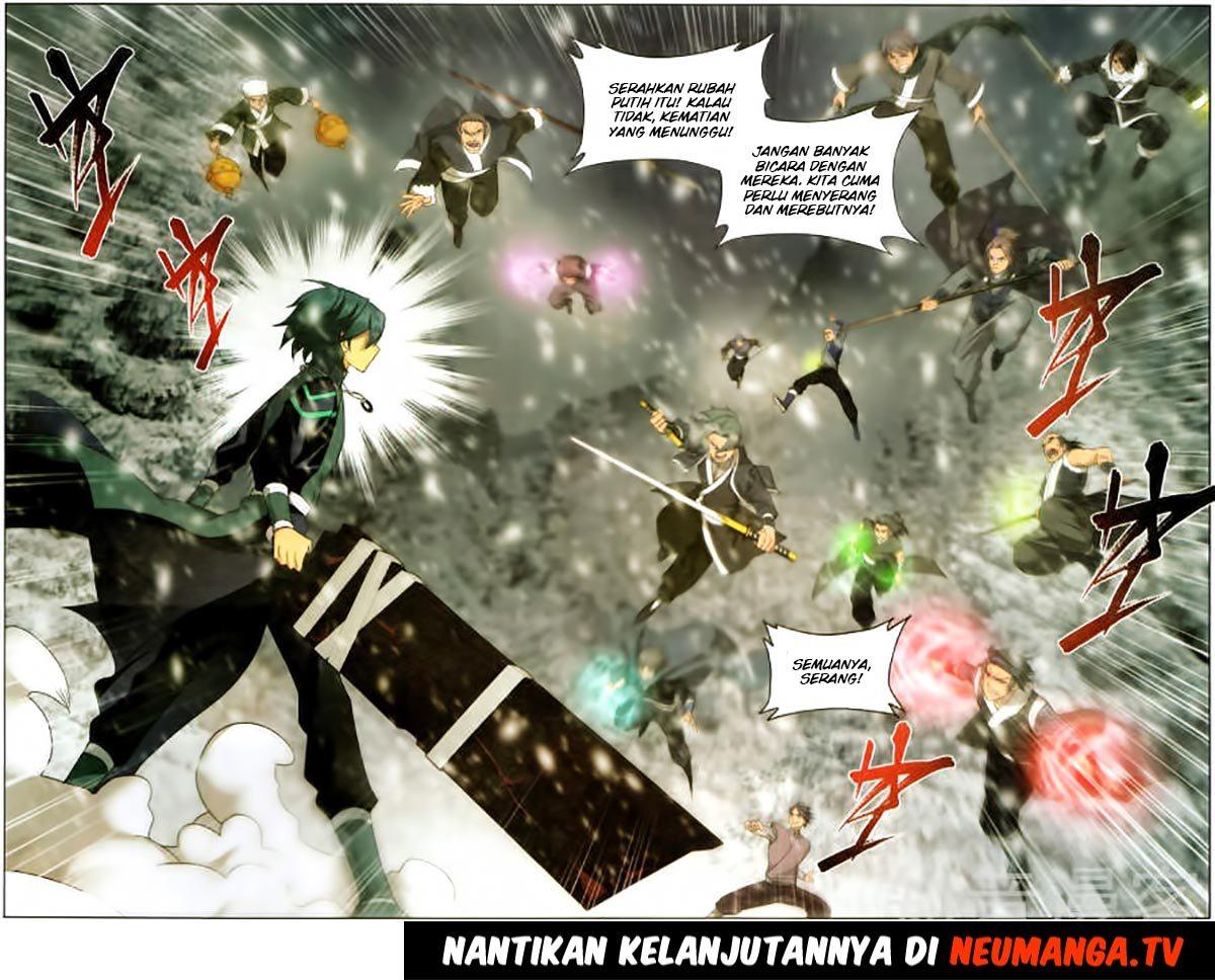 Baca Komik Manga Battle Through The Heavens Chapter 233 Komik Station