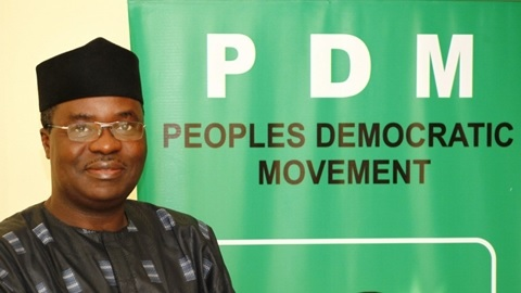 BREAKING News: PDM Sacks National Chairman, Others