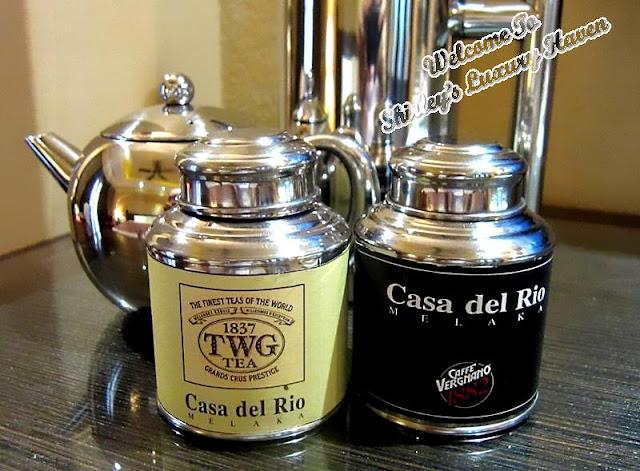 twg tea at casa del rio melaka