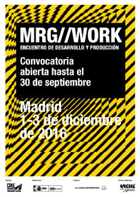 2ª edición del MRG/WORK