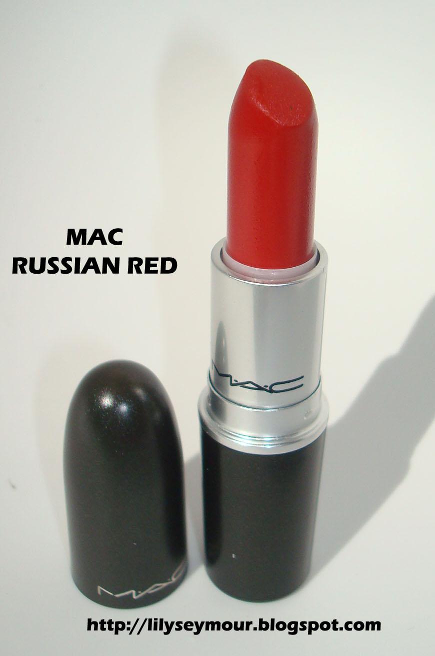Mac Red Lipstick: Fun Fierce Fabulous Beauty Over 50!: Swatches