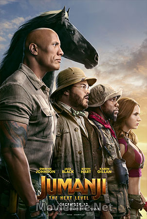 Jumanji: The Next Level (2019) 1080p