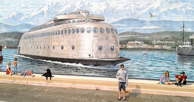 Port Angeles to Victoria ferry