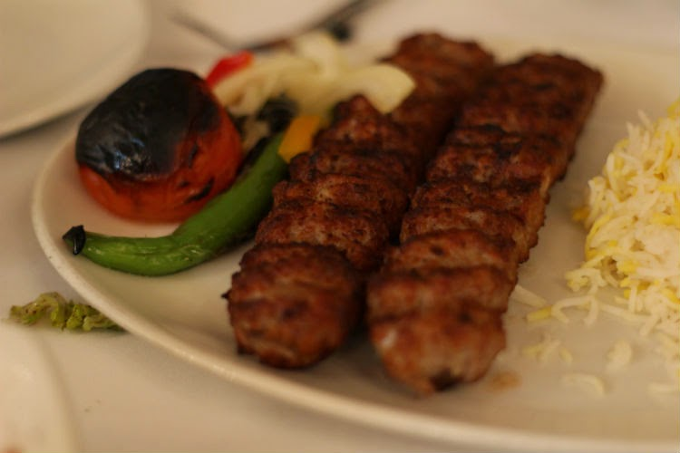 Iraqi Food at Le Chef Masgouf