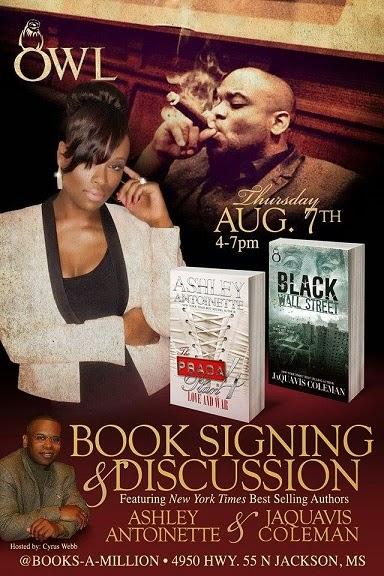 Jaquavis Ashley Authors