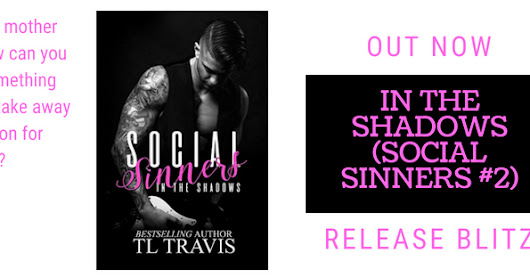 Release Blitz - In The Shadows - TL Travis