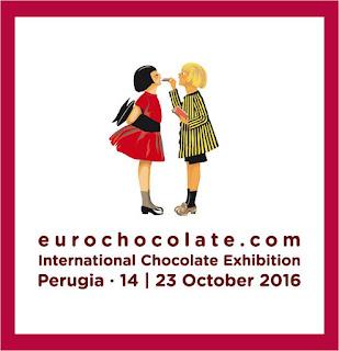 Eurochocolate dal 14 al 23 ottobre Perugia