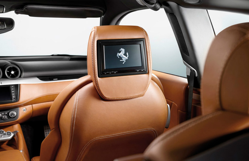 Uber Car Seat >> If It's Hip, It's Here (Archives): A Ferrari For The Whole ...