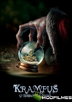 Capa do Filme Krampus: O Terror do Natal