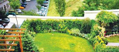 الربح من زراعة أسطح المنازل ومميزاته وفوائده ومعوقاته Roof Gardens