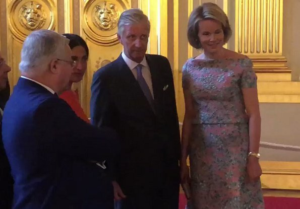 Queen Mathilde and King Philippe of Belgium visited 'Wonder' summer exhibition. Royal family go on holidays