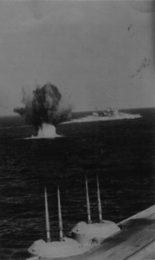 HMS Formidable under attack 26 May 1941 worldwartwo.filminspector.com