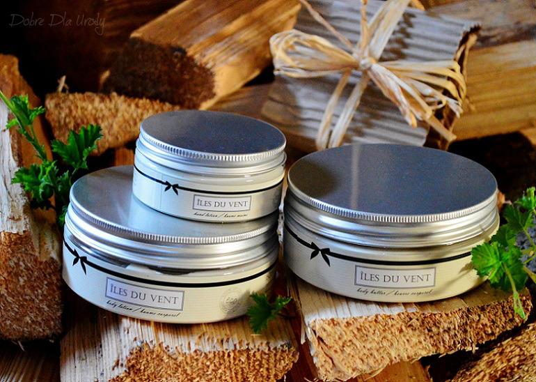 Iles du Vent ekskluzywna linia kosmetyków do pielęgnacji ciała z olejem Monoi