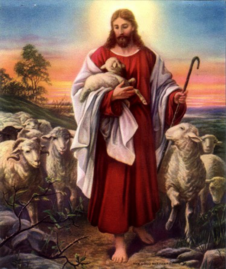 Chầu Thánh Thể: CN Chúa Chiên Lành, cầu cho ơn thiên triệu Linh mục và tu sĩ.