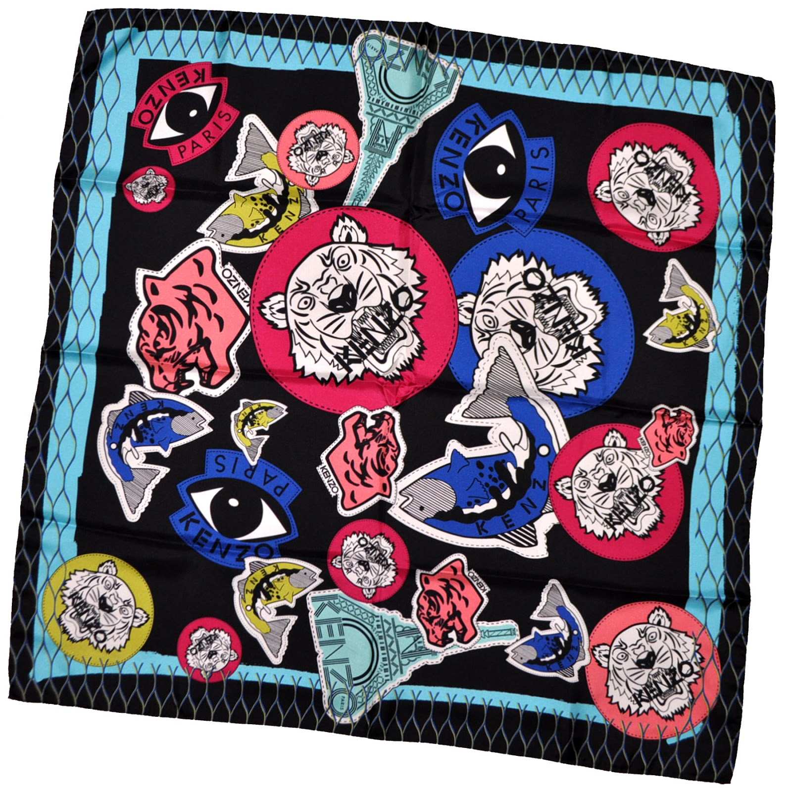Women Silk Scarves - Gucci Scarves, Versace Scarves ...
