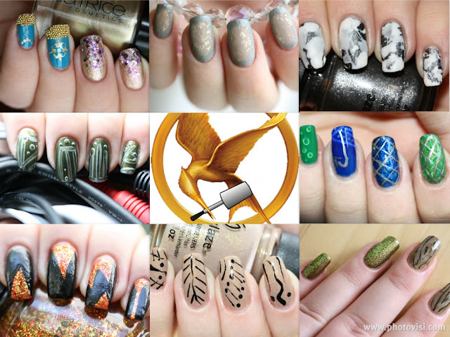 Hunger Games collage 1
