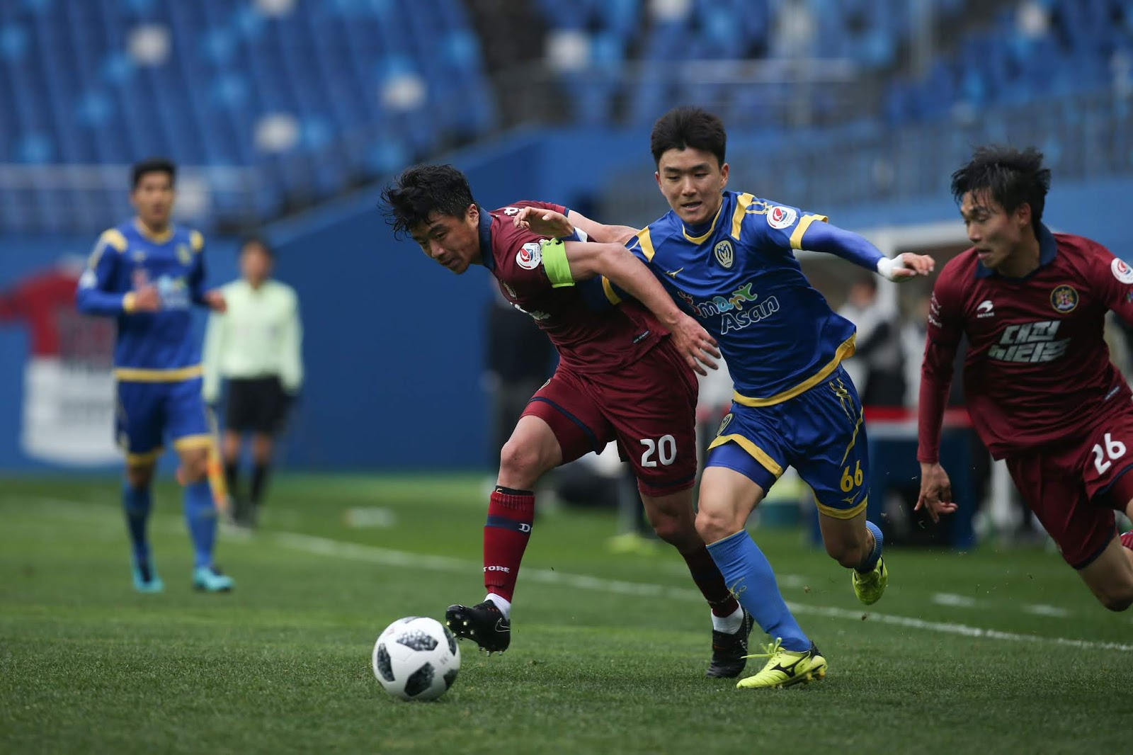 Preview: Daejeon Citizen vs Asan Mugunghwa K League 2