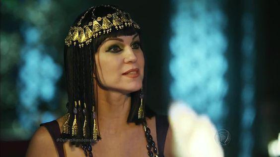 Batom no Egito Antigo