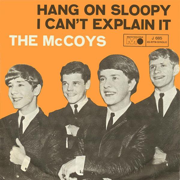 Liz Brewer Derringer Hang on Sloopy The McCoys randommusings.filminspector.com