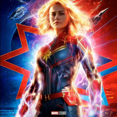 capitana marvel, captain marvel, marvel,