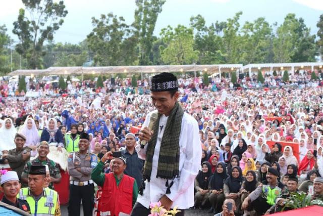 LSI Denny JA: Kalau Ustaz Abdul Somad Netral, Jokowi-Ma'ruf Menang